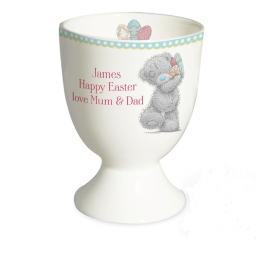 Personalised Me To You Tatty Teddy Easter Egg Cup
