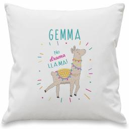 Personalised Llama Fiesta Complete Cushion Cover