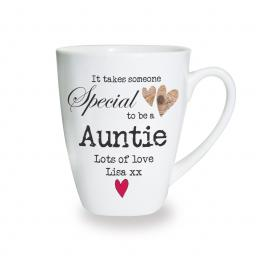 Personalised It Takes Someone Special To Be A... Latte Mug