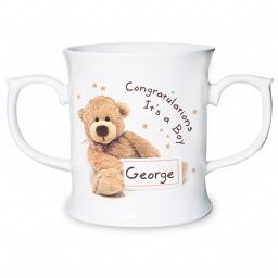 Personalised Teddy Loving Mug