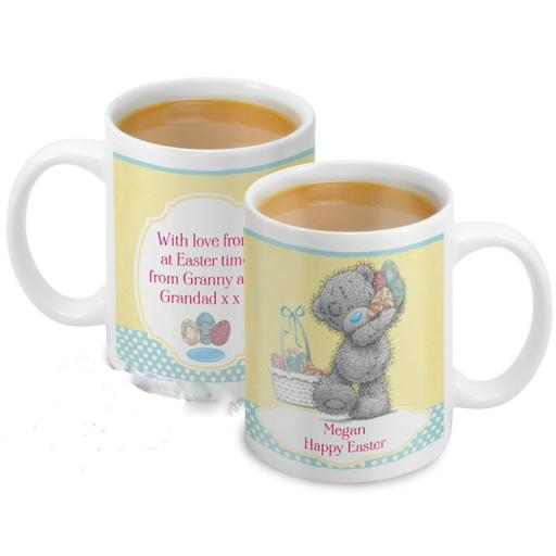 Personalised Me To You Tatty Teddy Easter Mug