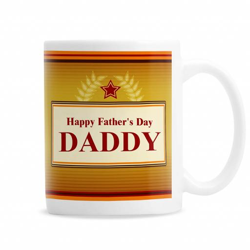 Personalised Luxury Mug