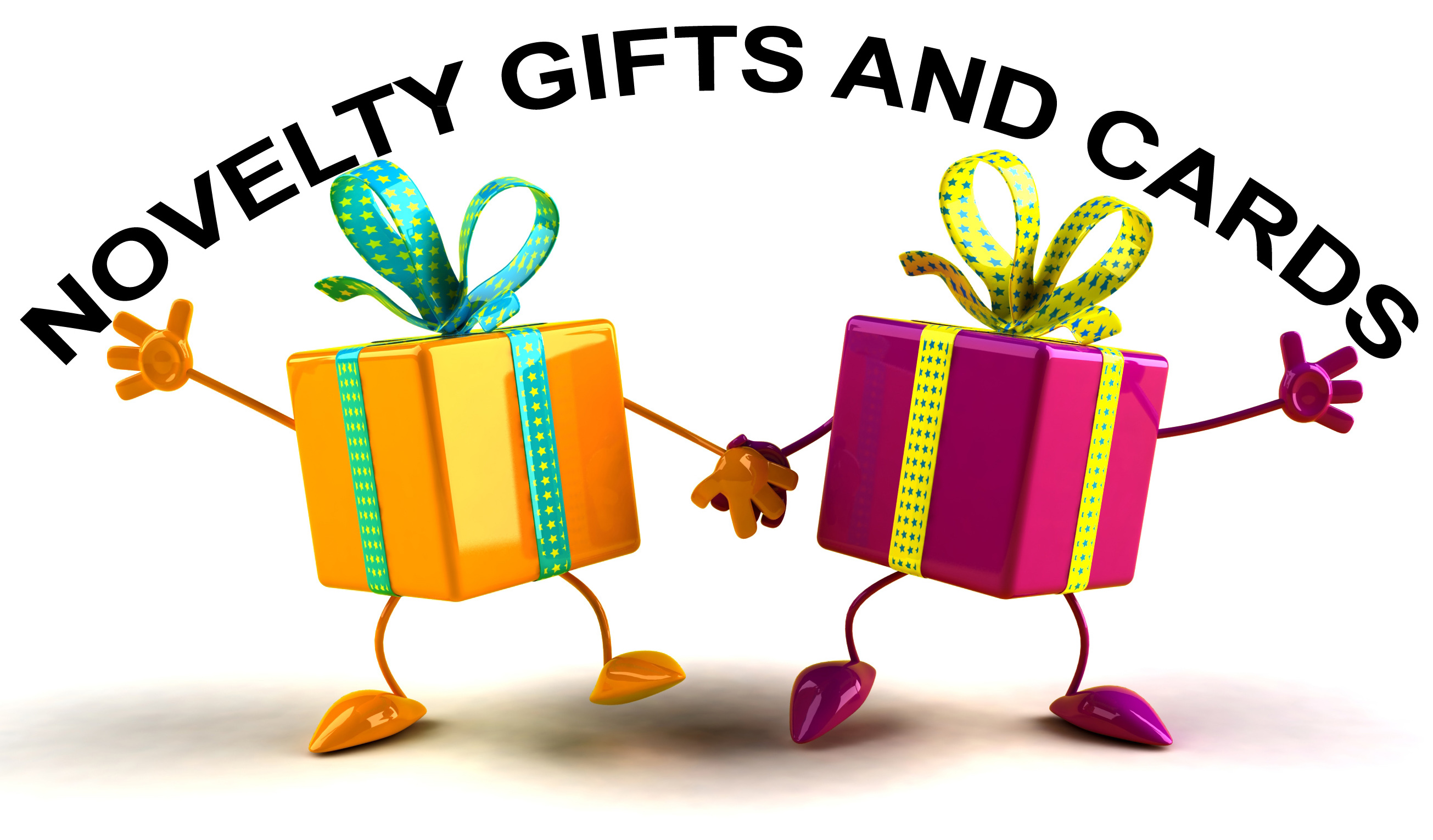Novelty Gifts and Cards
