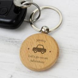 Personalised_'Car_Motif'_Wooden_Keyring_5.jpg