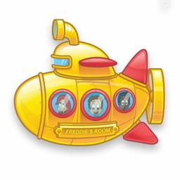 Children's Personalised Yellow Submarine Door Plaque